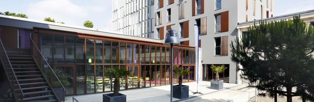 Location résidence étudiante Résidence Montécristo à Nantes - Photo 2