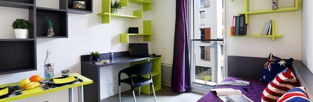 Location résidence étudiante Résidence Montécristo à Nantes - Photo 1