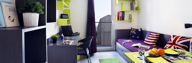 Location résidence étudiante Résidence Montécristo à Nantes - Photo 5