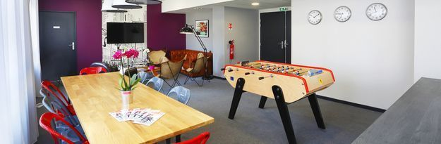 Student residence rental Résidence Villeneuve Métropole à Villeneuve d'Ascq - Photo 5