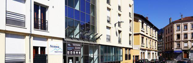 Location résidence étudiante Résidence Thésée à Villeurbanne - Photo 6