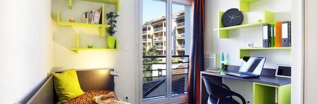 Location résidence étudiante Résidence Thésée à Villeurbanne - Photo 5