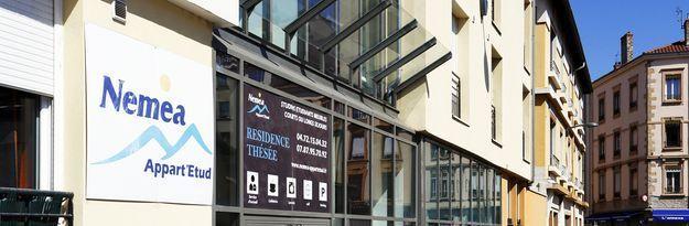 Location résidence étudiante Résidence Thésée à Villeurbanne - Photo 8
