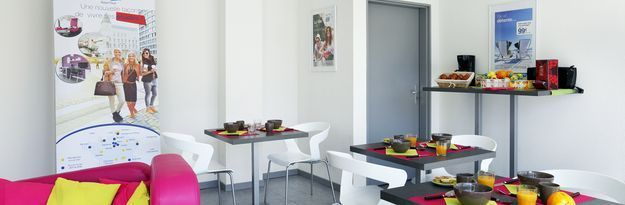 Location résidence étudiante Résidence Thésée à Villeurbanne - Photo 4