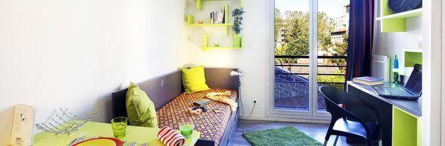 Location résidence étudiante Résidence Thésée à Villeurbanne - Photo 3