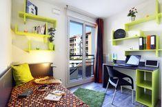 Logements Résidence Thésée à Villeurbanne - Photo 2
