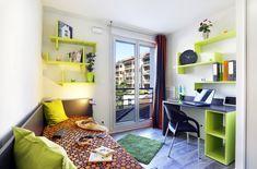 Logements Résidence Thésée à Villeurbanne - Photo 1
