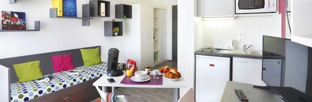 Location résidence étudiante Résidence Strasbourg Meinau à Strasbourg - Photo 5