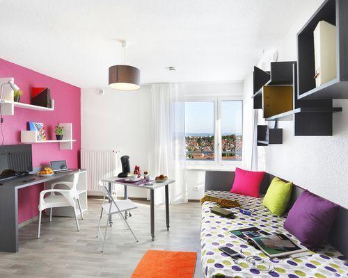 Student residence rental Strasbourg Meinau à Strasbourg