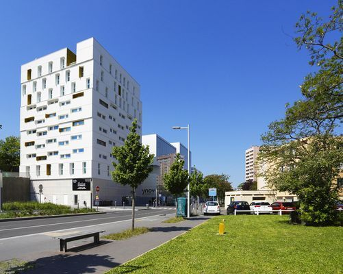 Student residence rental Nanterre Campus à Nanterre