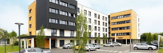 Student residence rental Résidence Stanford à Caen - Photo 10