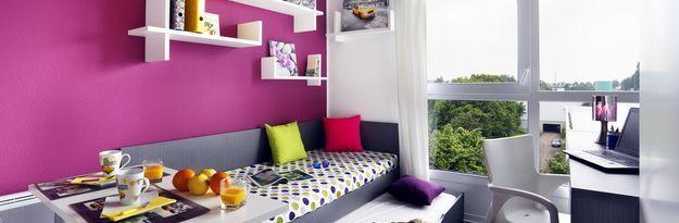Student residence rental Résidence Stanford à Caen - Photo 1