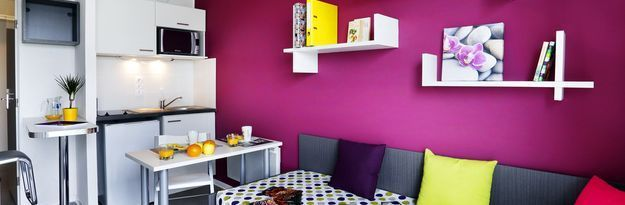 Student residence rental Résidence Stanford à Caen - Photo 2