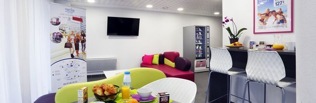 Student residence rental Résidence Stanford à Caen - Photo 7