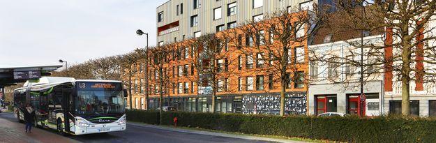 Student residence rental Résidence Roubaix Euroteleport à Roubaix - Photo 6