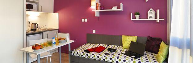 Student residence rental Résidence Roubaix Euroteleport à Roubaix - Photo 8