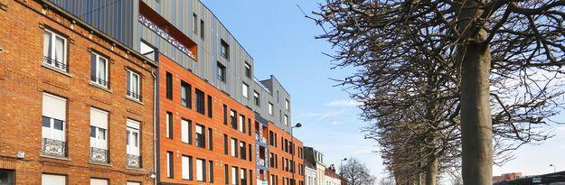 Student residence rental Résidence Roubaix Euroteleport à Roubaix - Photo 9