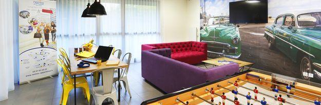 Student residence rental Résidence Villeurbanne Villenciel à Villeurbanne  - Photo 5