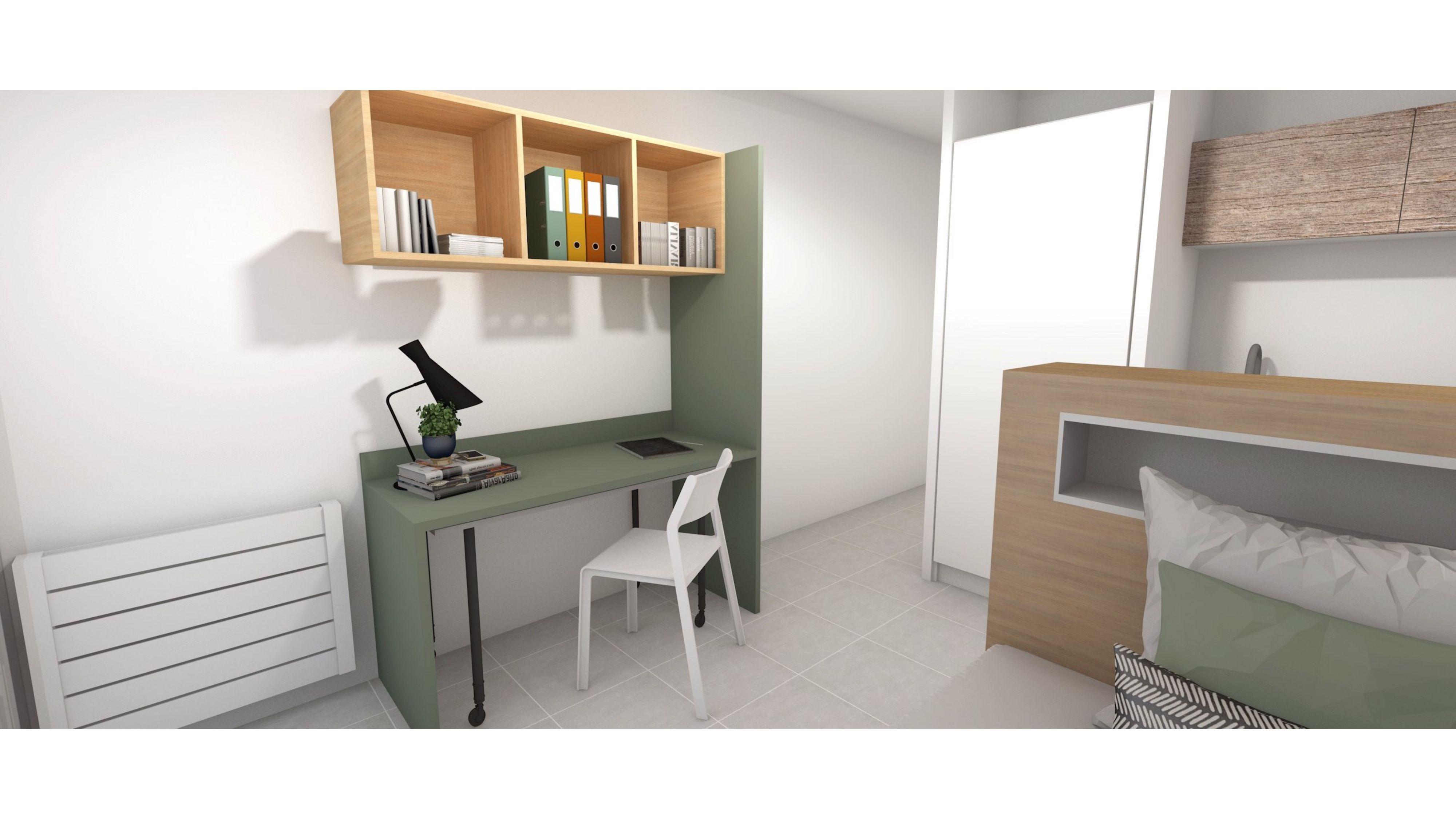 Location résidence étudiante Résidence Gières Campus à Gières - Photo 1