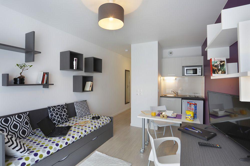 Location résidence étudiante Résidence Brest Campus Kervern à Brest - Photo 1