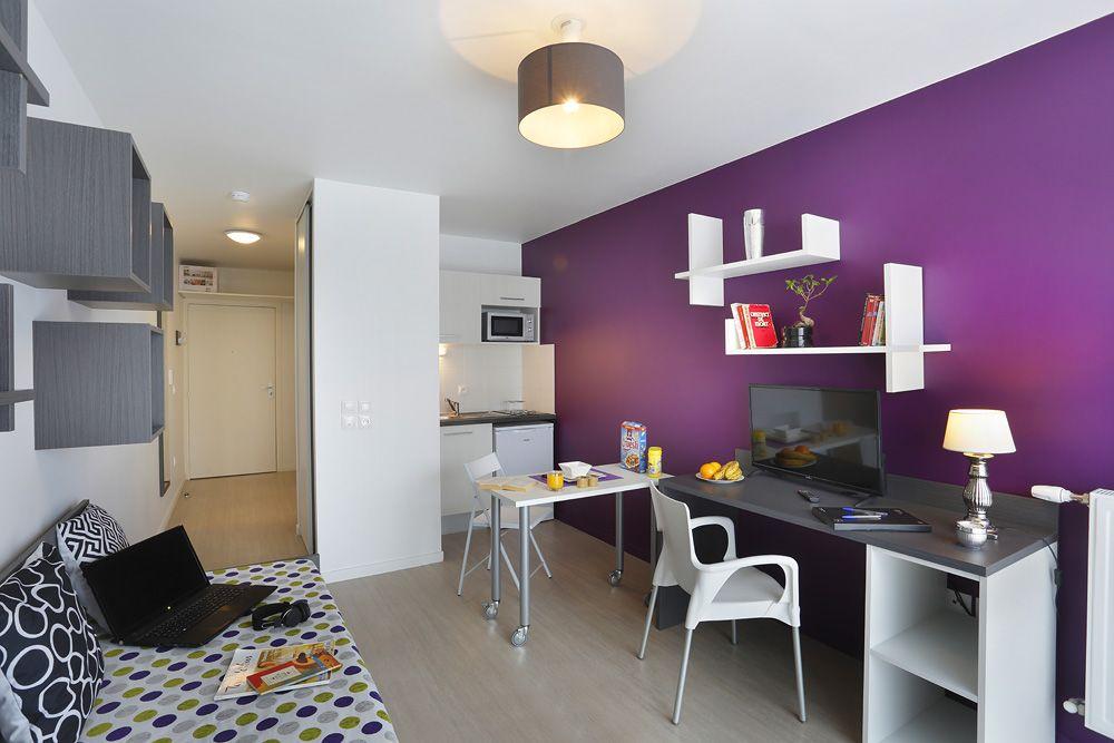 Location résidence étudiante Brest Campus Kervern à Brest